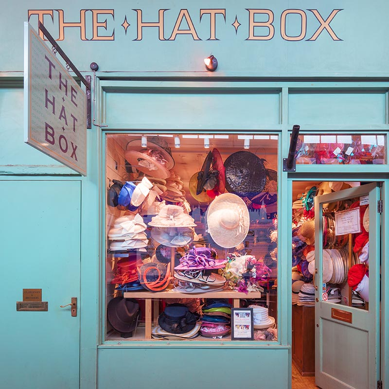 The Hat Box Oxfords Only Specialist Hat Shop In The Historic